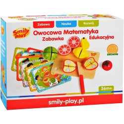 OWOCOWA MATEMATYKA SMILY PLAY