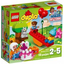 LEGO DUPLO 10832 PRZYJĘCIE URODZINOWE