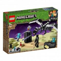 LEGO MINECRAFT 21151 WALKA W KRESIE