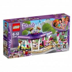 LEGO FRIENDS 41335 ARTYSTYCZNA KAWIARNIA EMMY