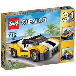 LEGO CREATOR 31046 SAMOCHÓD WYŚCIGOWY