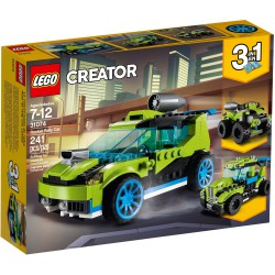 LEGO CREATOR 31074 WYŚCIGÓWKA