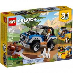 LEGO CREATOR 31075 ZABAWY NA DWORZE