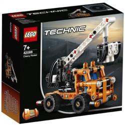 LEGO TECHNIC CIĘŻARÓWKA Z WYSIĘGNIKIEM